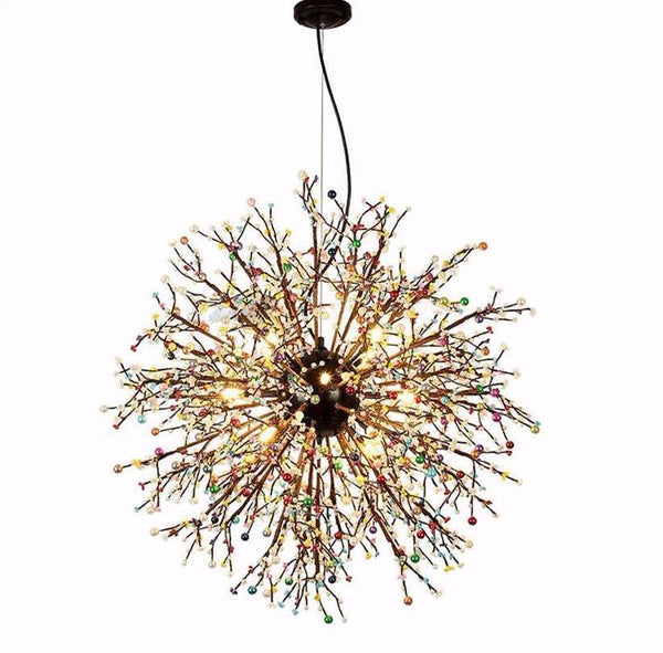 Pearl Tree Modern LED Pendant Light at Lifeix Design