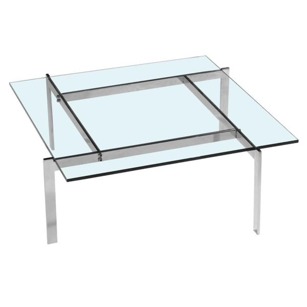 Clear Pika 61 Coffee Table