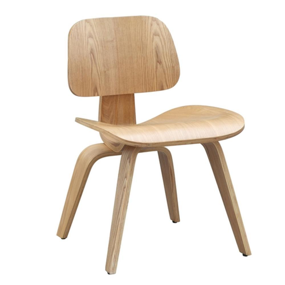 Natural Plywood Dining Chair