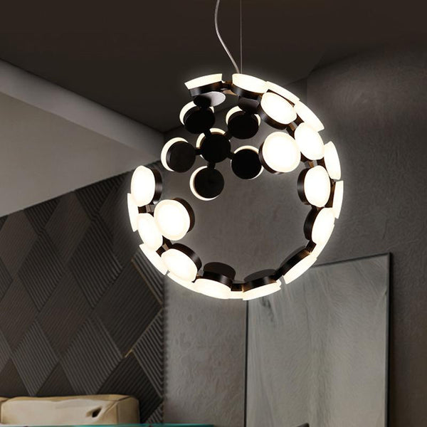 Post-Modern/Artistic Droplight - Creative Designer Lighting at Lifeix Design