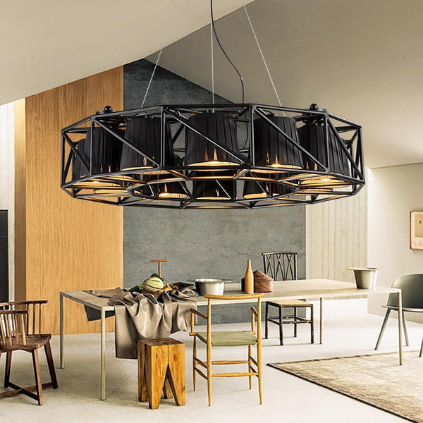 Post-Modern Style American Pendant Lights - Iron Pendant Light at Lifeix Design