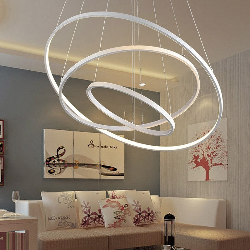 ceiling light Remote Control LED Ceiling Light-Modern Pendant