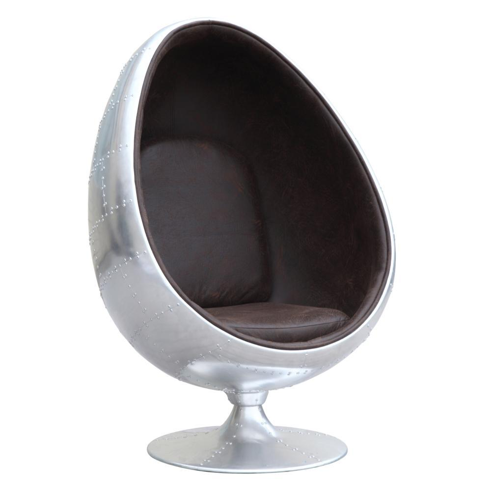 Brown Restro Chair