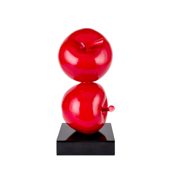 Ripe Red Tomatoes- Resin Sculpture