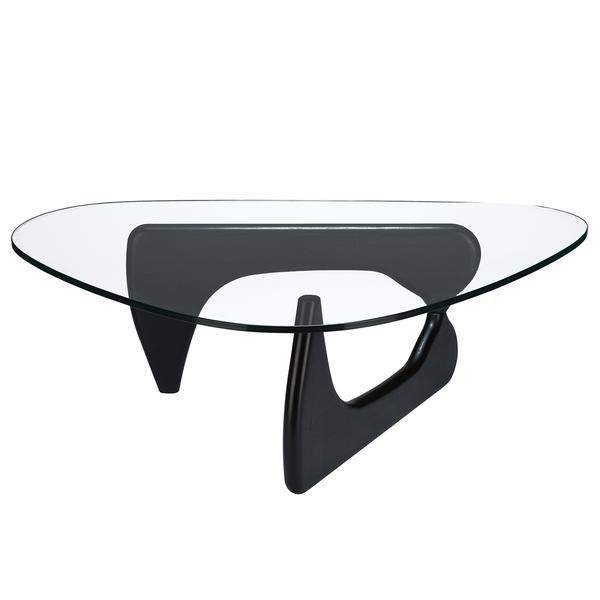 table Black / Single Sculpture Coffee Table