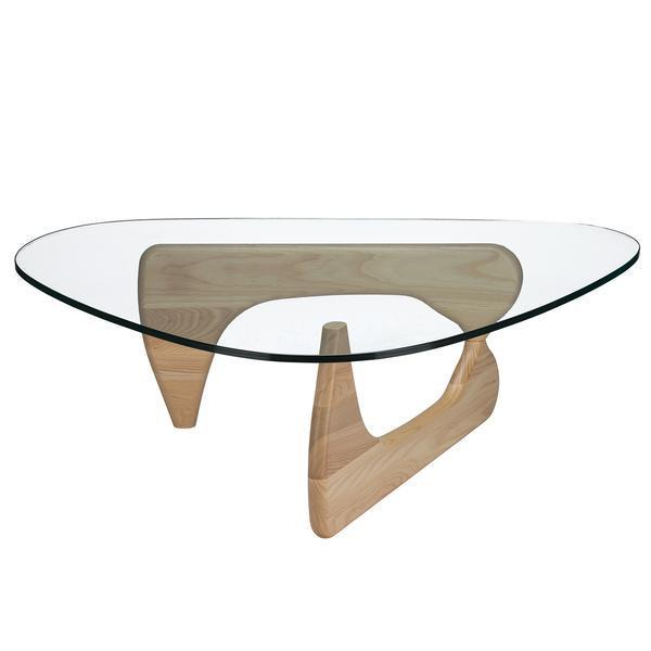 table Natural / Single Sculpture Coffee Table