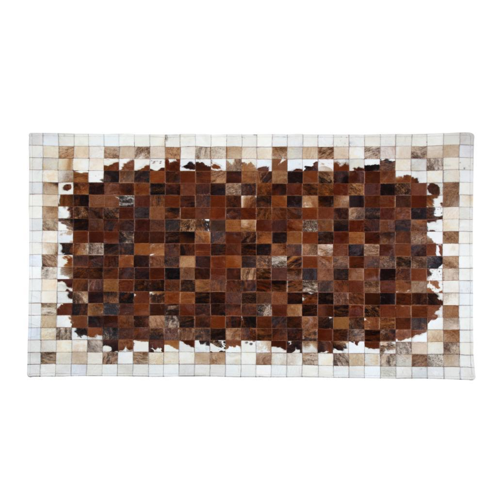 Brown Shepherd Rug 63""