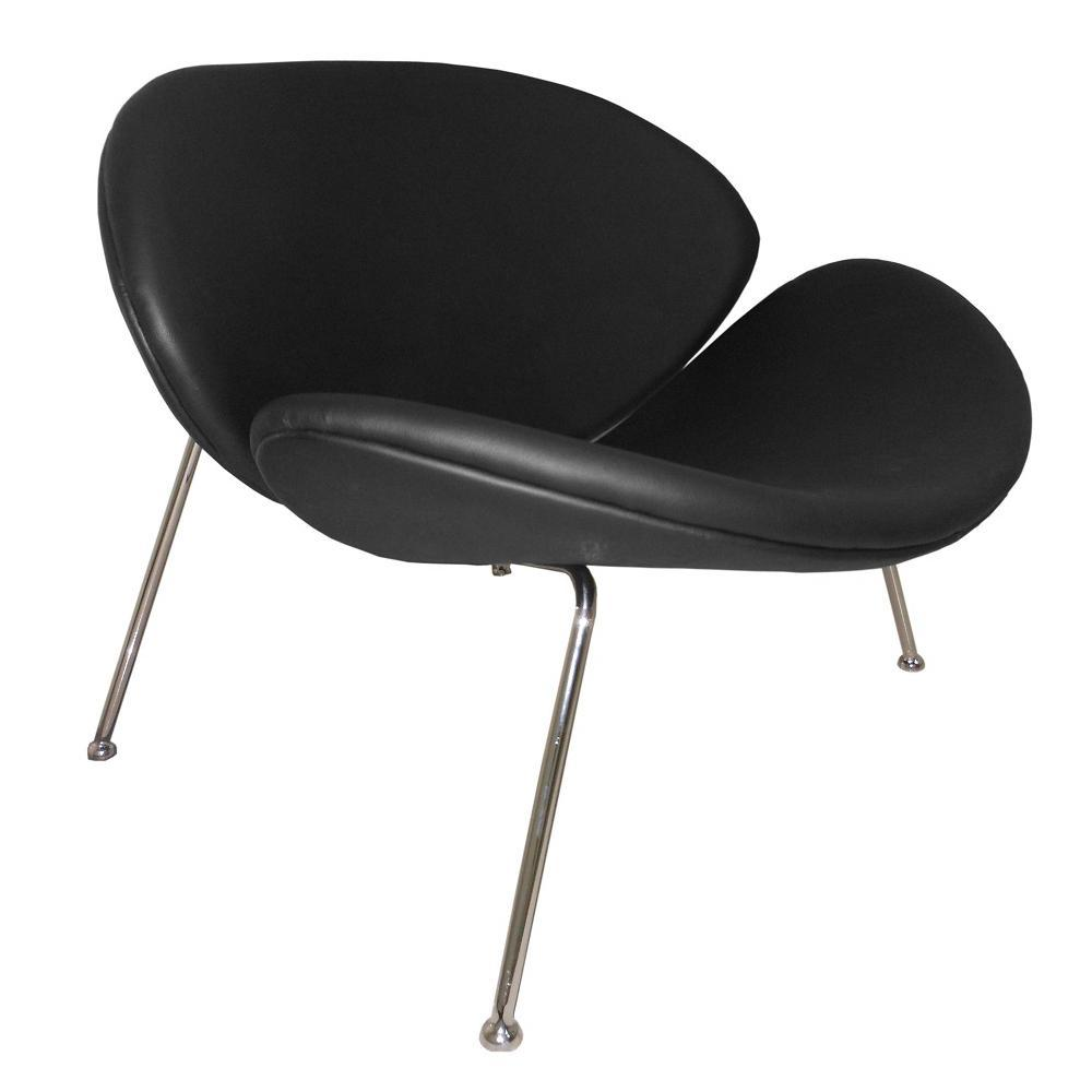 Black Slice Chair