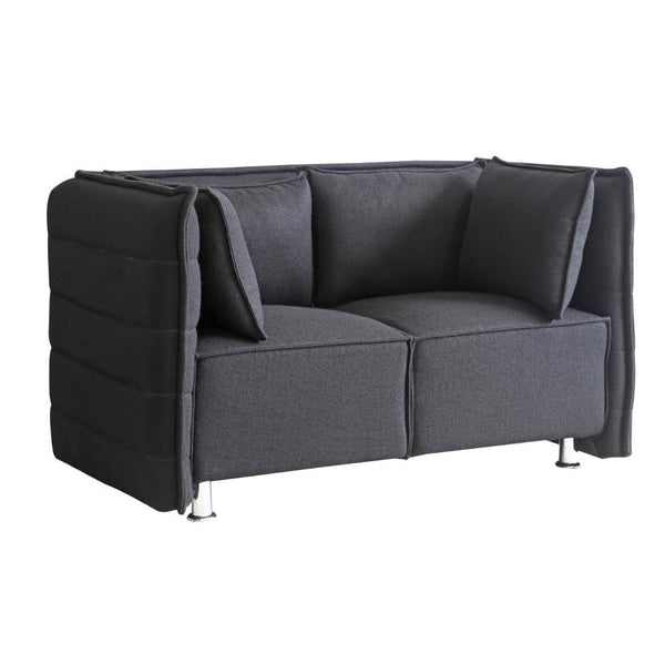 Black Sofata Loveseat
