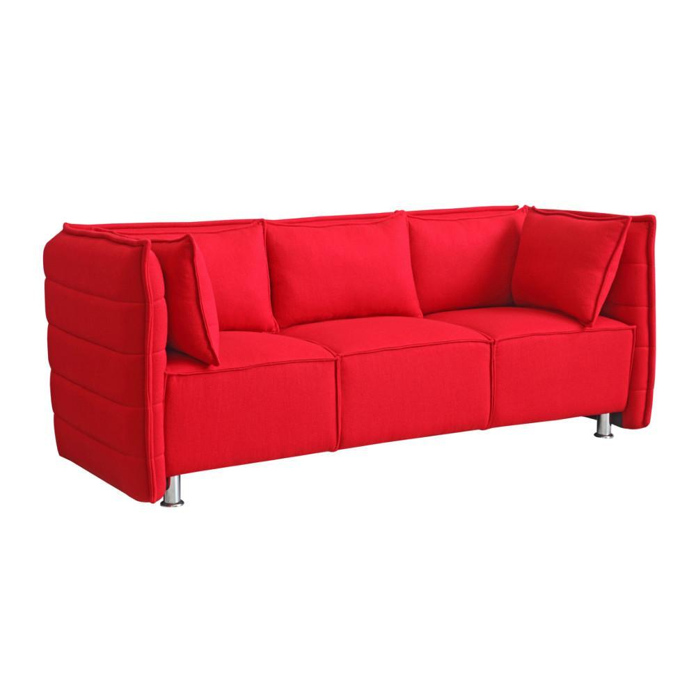 Red Sofata Sofa