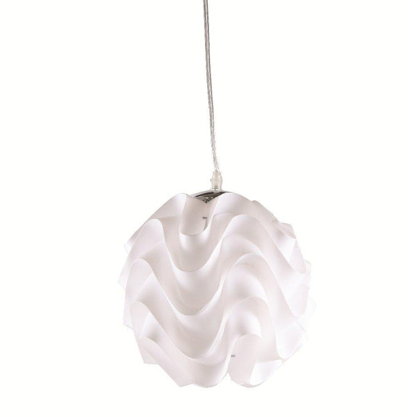 White Soho Hanging Lamp