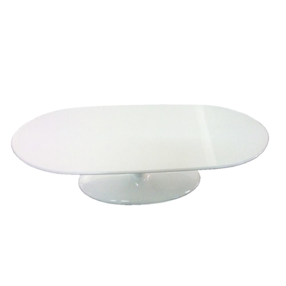 Squaval Fiberglass Coffee Table