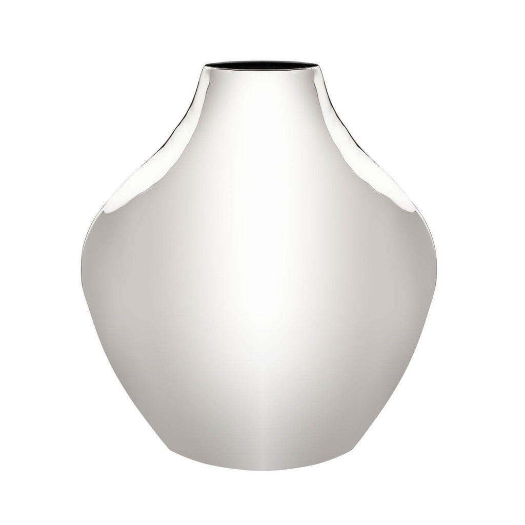 Stainless Steel- Calyx Vase- Large