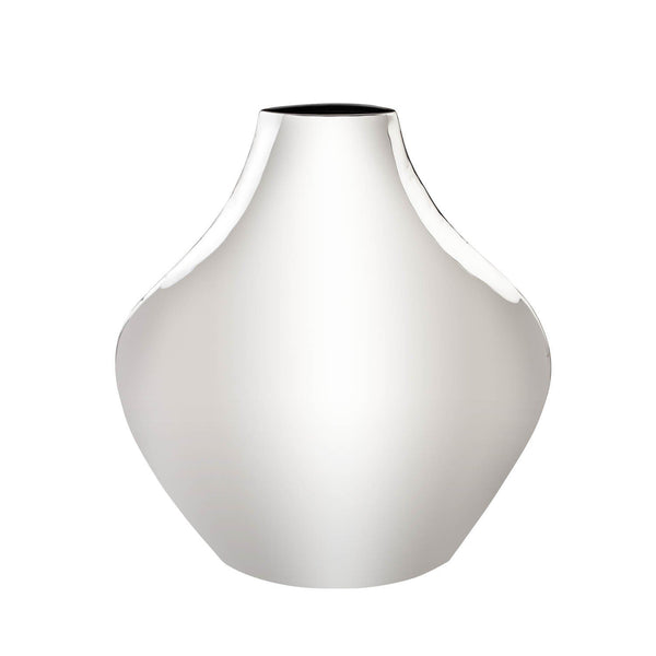 Stainless Steel- Calyx Vase-Small