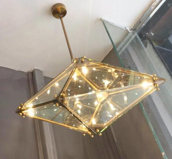 Buy STARRY NIGHT Creative Diamond Hanging Lamp - Modern ...