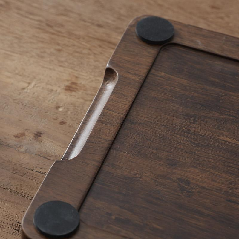 Buy Strand Woven Bamboo Tea Tray At Lifeix Design For Only