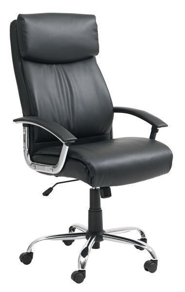 Chairs Black / Single Strathmore Executive Office Chair