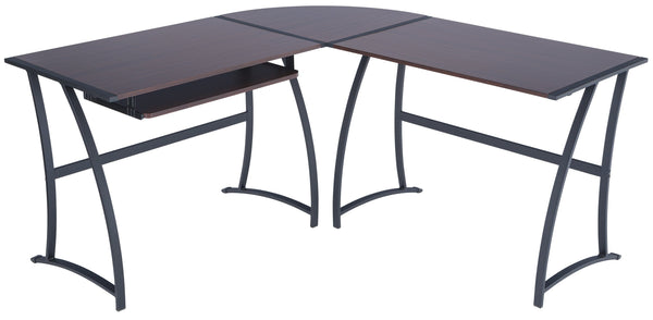 table Talmadge L-Shaped Computer Desk Group