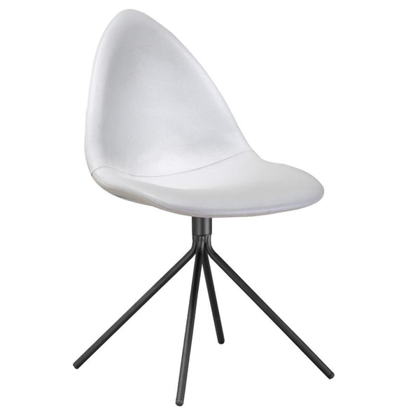 White Tripod Dining Chair
