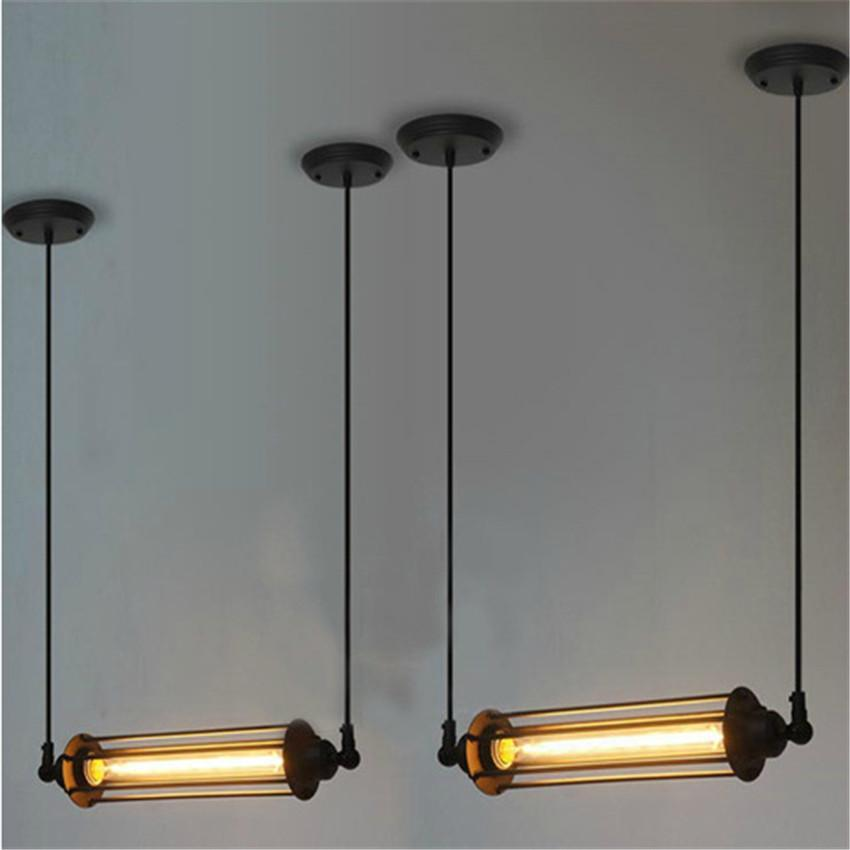 TUBE Industrial Pendant Lights at Lifeix Design