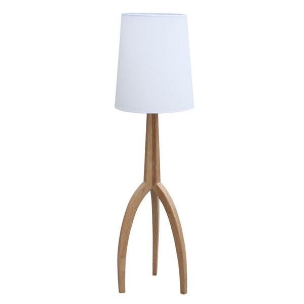 Natural Tweet Floor Lamp