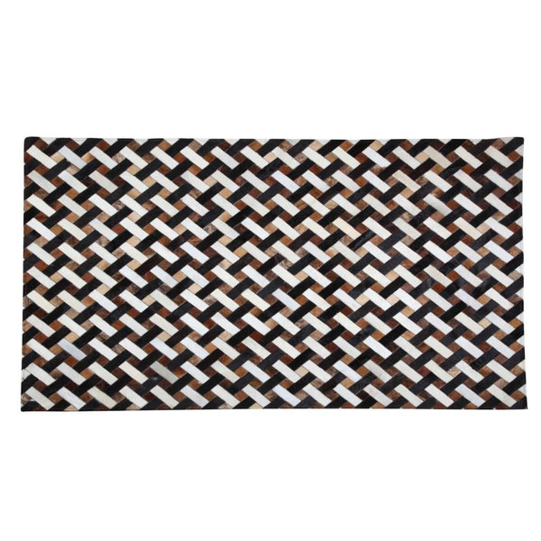 Brown Upper Rug 63""