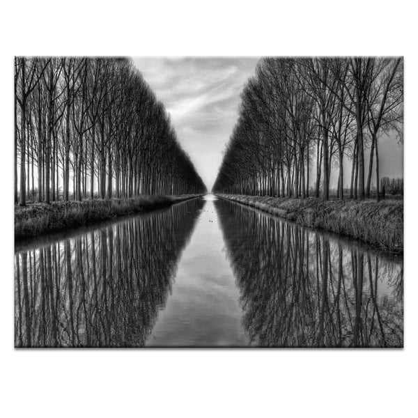 Vanishing Photograph Artwork Home Decor Wall Art at Lifeix Design