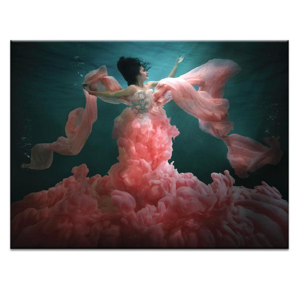 Water Ballet Photograph Artwork Home Decor Wall Art at Lifeix Design