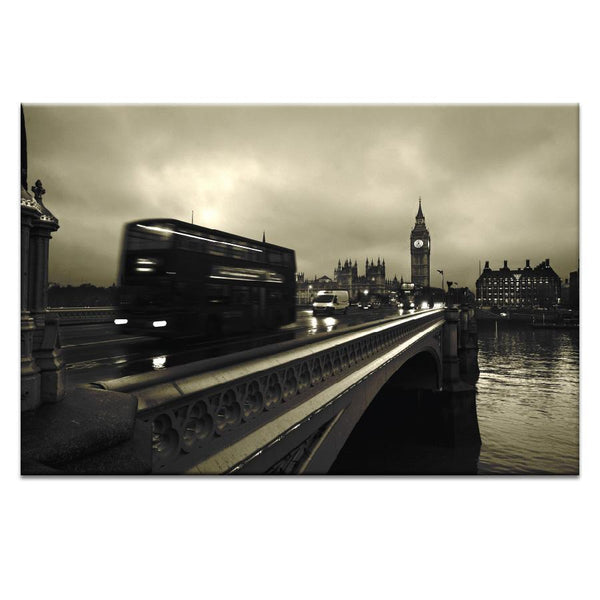 Westminister Bridge Photograph Artwork Home Decor Wall Art at Lifeix Design