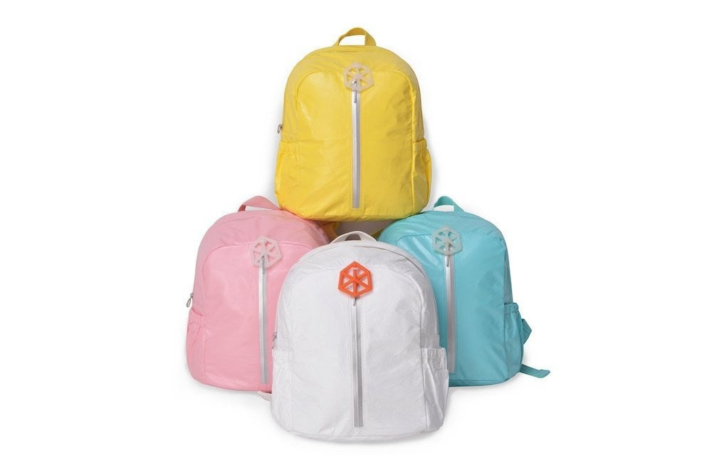 19392c9947c1 ... Backpack White-CUTIE Kids Backpack Paper Made