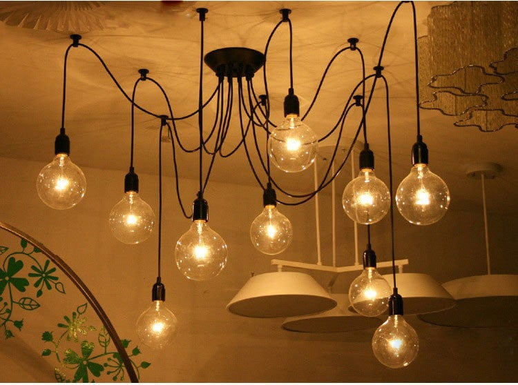 ceiling light Wire Jungle Pendant Lights