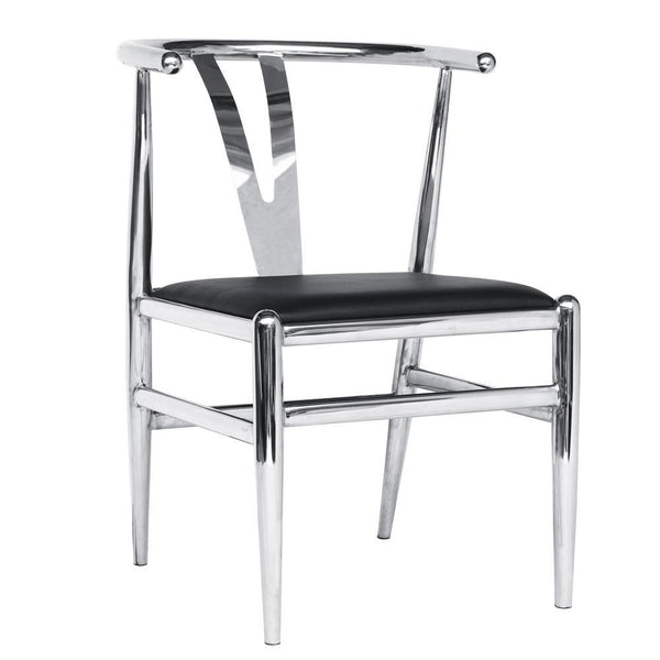 Black Wishsteel Dining Chair