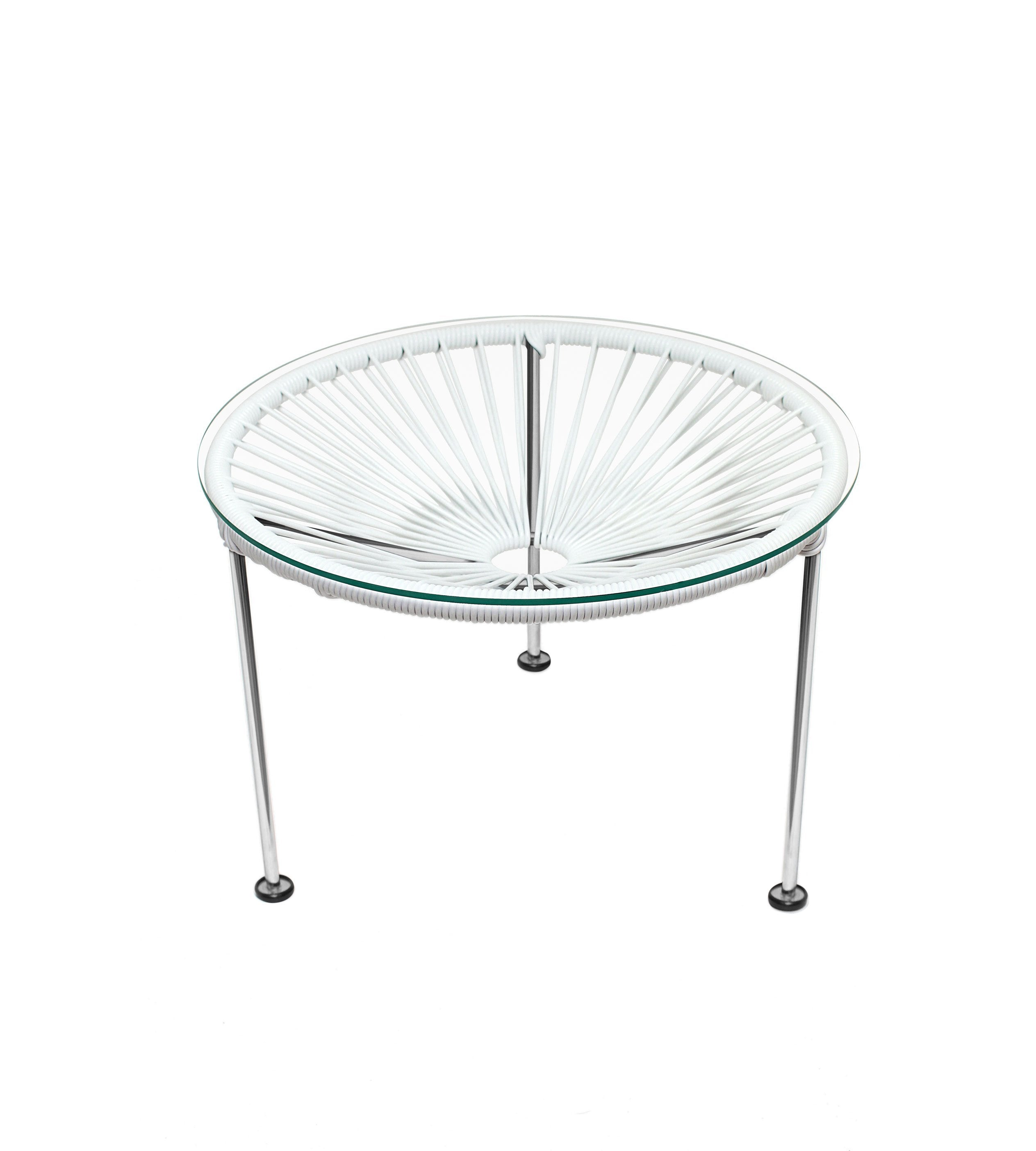 Buy Zica Table on Chrome Frame at Lifeix Design for only