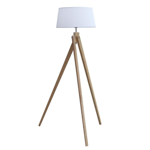 Natural Zone Floor Lamp