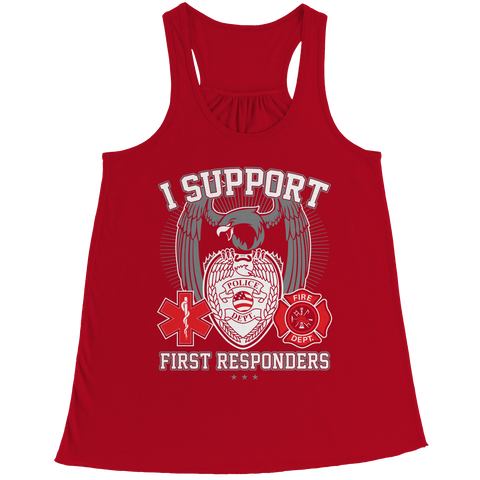 Limited Edition - I Support First Responders
