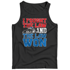 Limited Edition - I Fought The Law And The Law Won