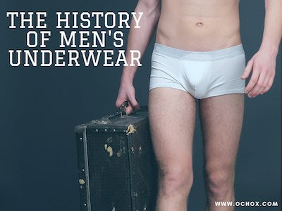 The History Of Men's Underwear
