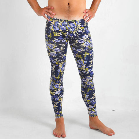 BOUQUET LONG JOHNS FOR MEN
