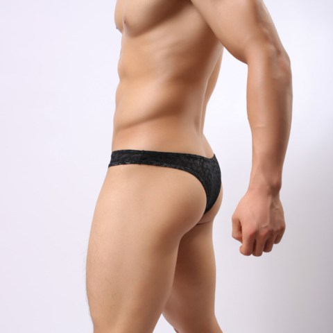 NATURALLY NAUGHTY MEN'S THONGS