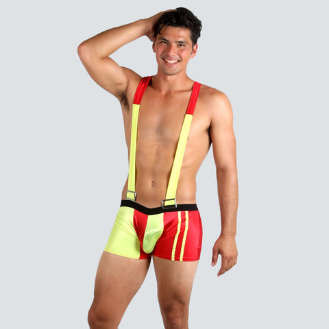 Sexy Fireman Halloween Costumes For Men