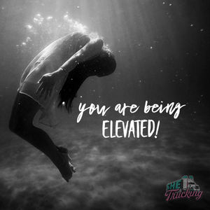 You Are Being ELEVATED!