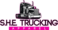 S.H.E. TRUCKING APPAREL