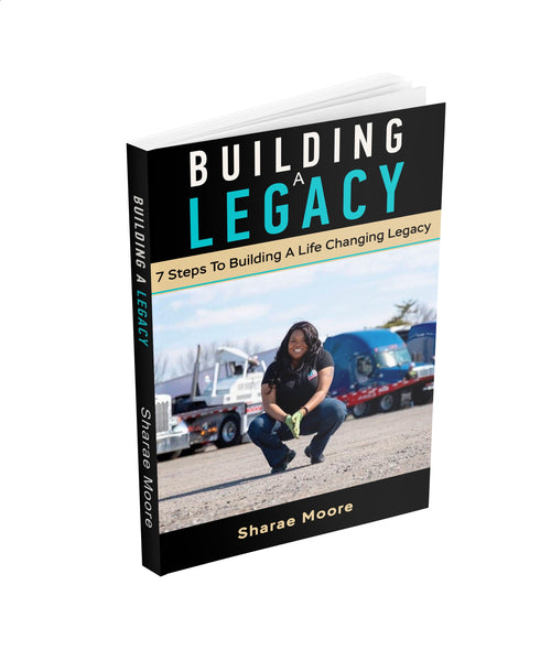 Pre-Order: Building A Legacy