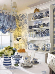 Decor your home with antique plates