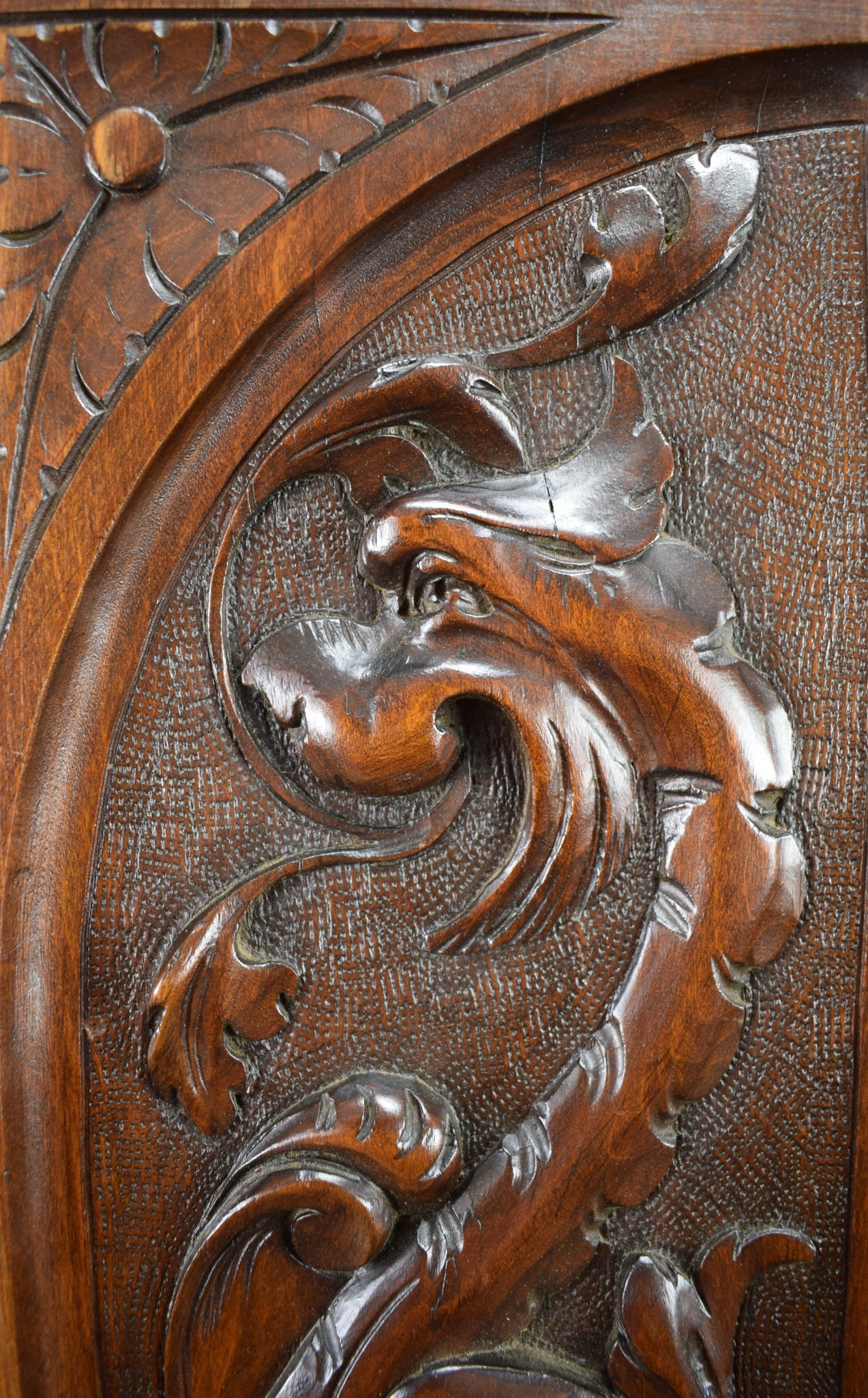 Architectural Carved Doors - Charmantiques