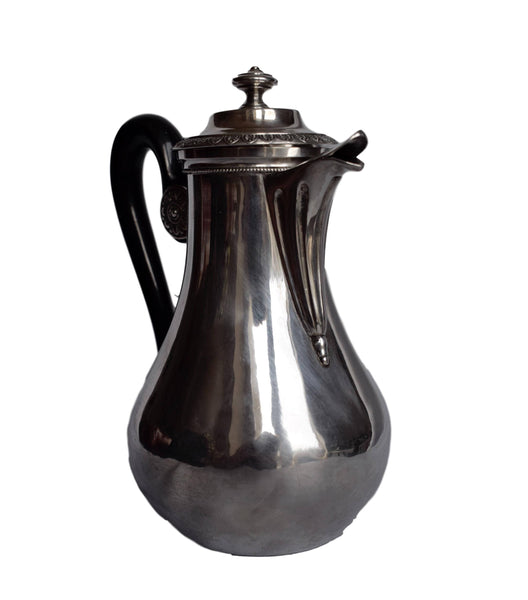 Sterling Silver Coffee Pot - Charmantiques