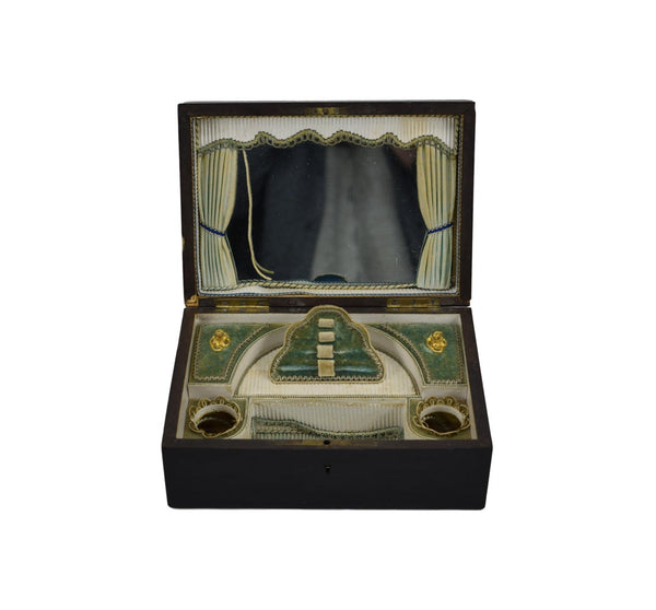 Victorian Sewing Case