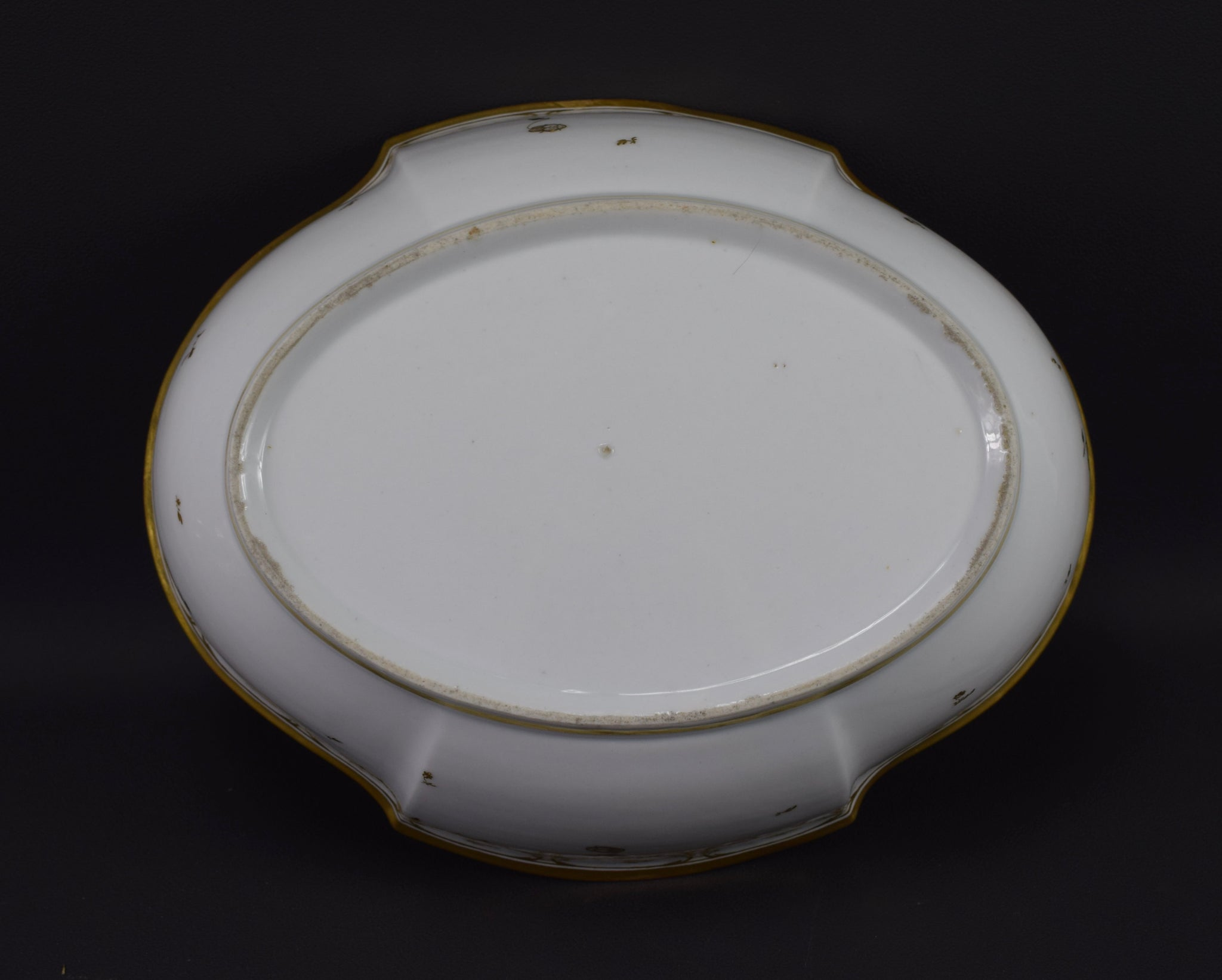 Porcelain of Paris Dish - Charmantiques