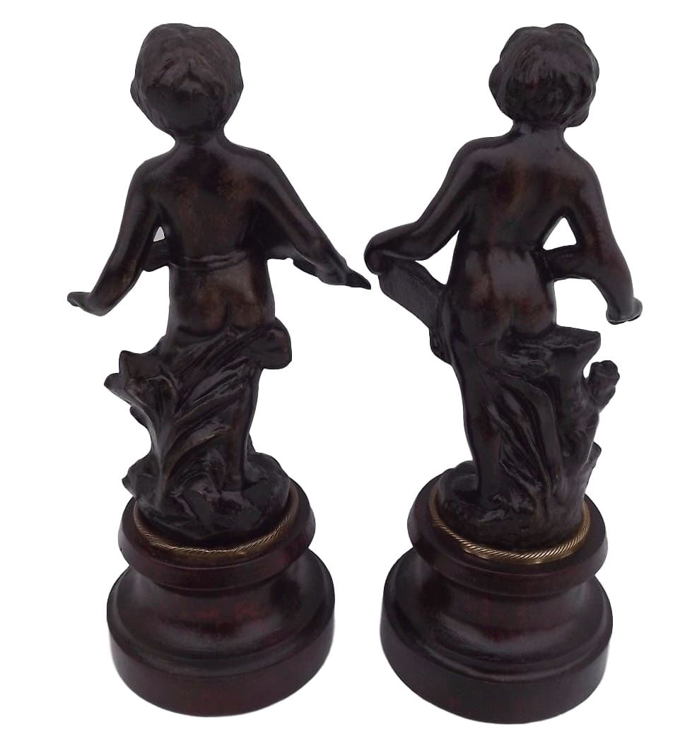 Pair of Musician - Charmantiques