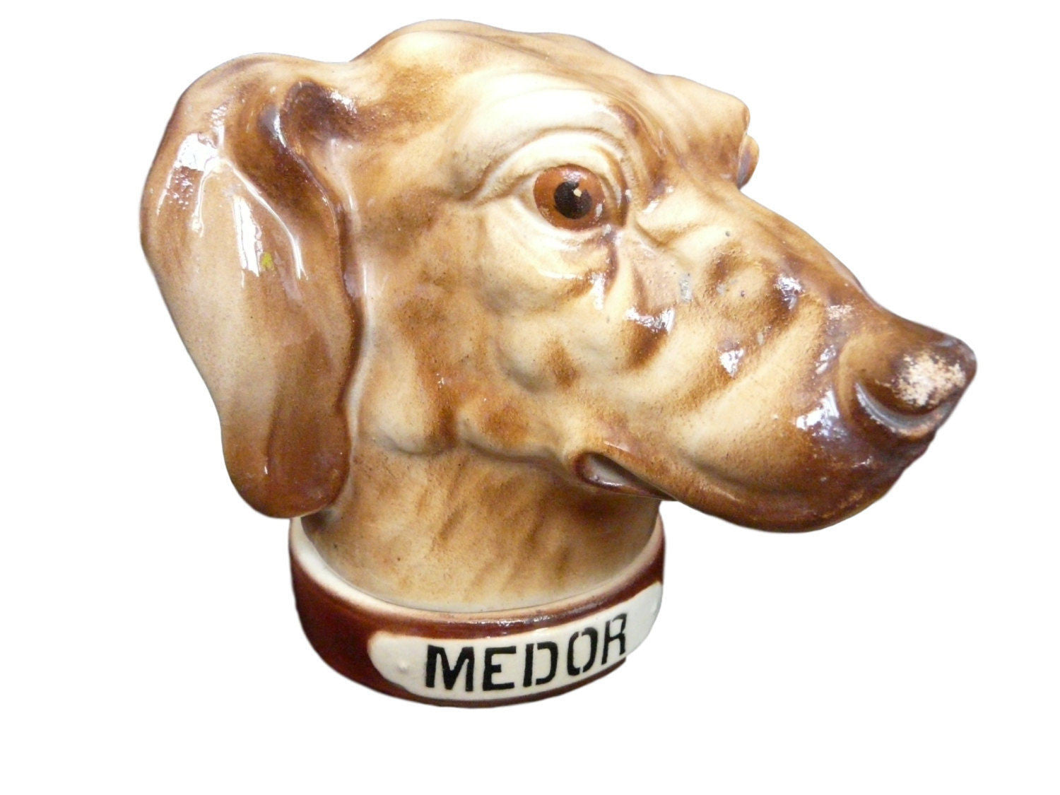 Dog Tobacco Jar FREE SHIPPING ! - Charmantiques